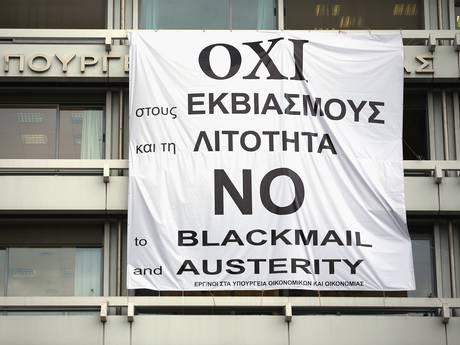 Greece Referendum, July 5, 2015