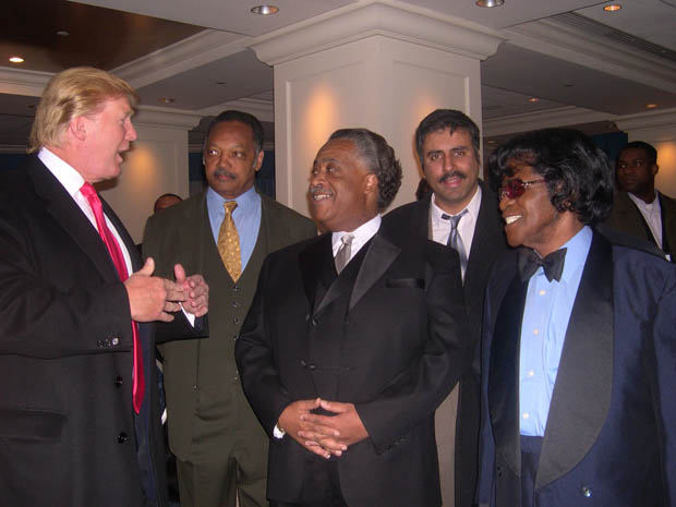 Blacks with Trump 5