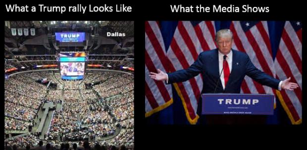 pro Trump - Lying Media