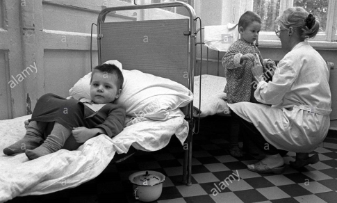 Abandoned Children in Russia, 1990s