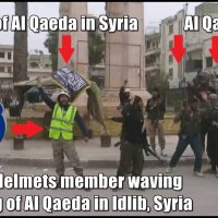 White Helmets Exposed in Pics and Videos