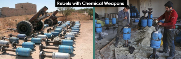 Syria rebels chem
