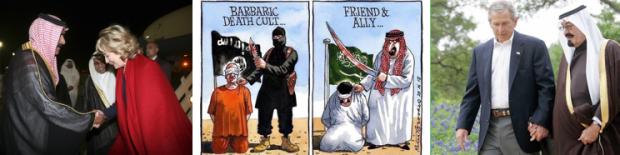 ISIS-Saudi diff