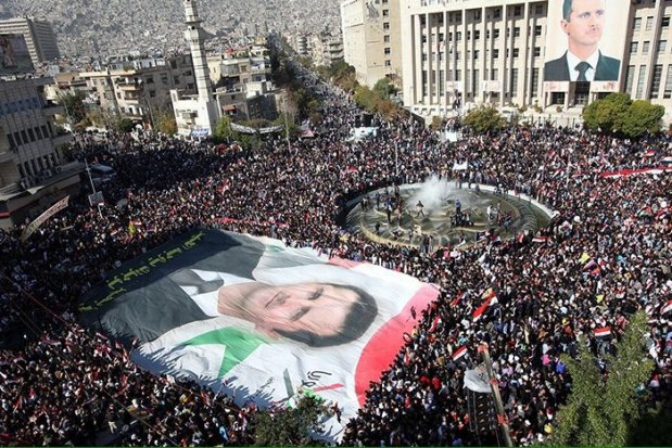 Assad popular 2