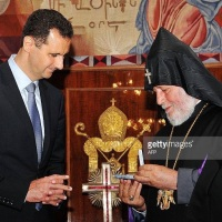 Assad and Christians (Slideshow)