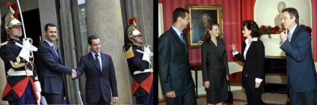 Sarkozy-Blair
