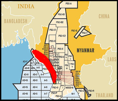 Myanmar - Rakhine