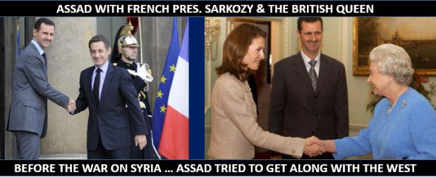 Assad Pre War