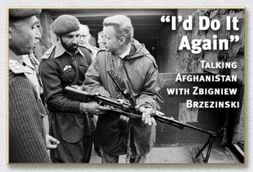 Brzezinski Bin Laden
