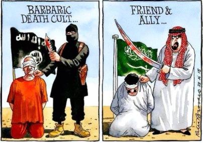 ISIS-vs-Saudi-Arabia