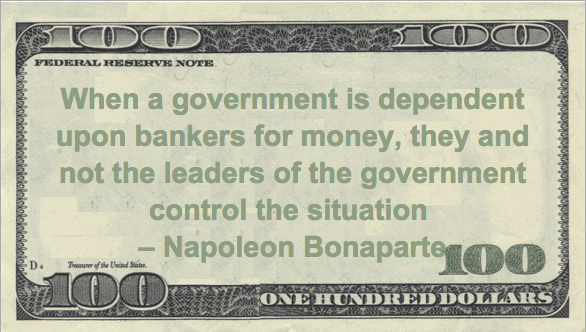 Napoleon-Goverment-Bankers-Control
