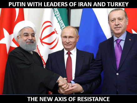 Russia-Iran-Turkey