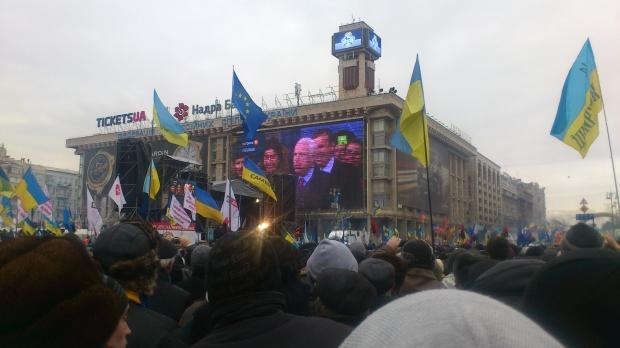 Ukraine Euromaidan McCain 1