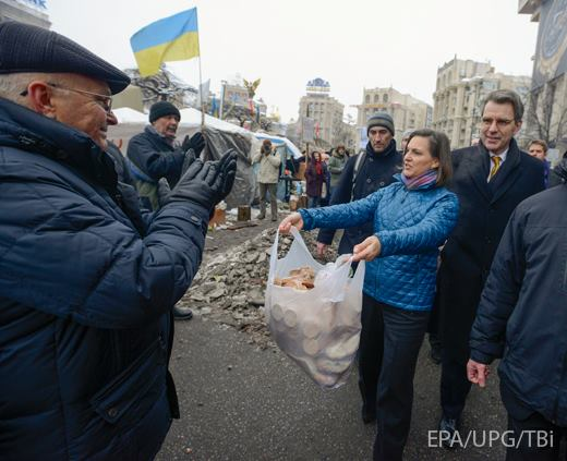Ukraine Euromaidan Nuland