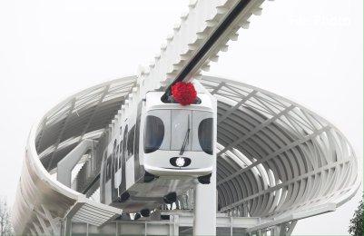 China e-tram 2