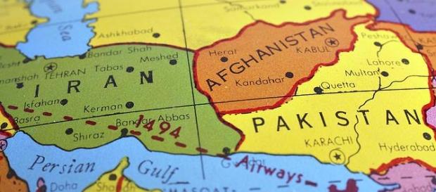 iran afghanistan pakistan