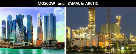 Moscow Yamal