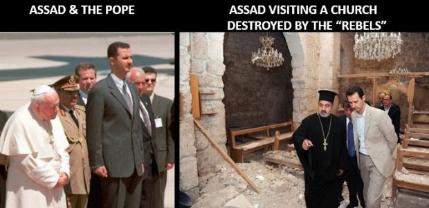 Christianity-Assad 2