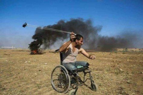 Gaza Killed Fadi Abu Saleh