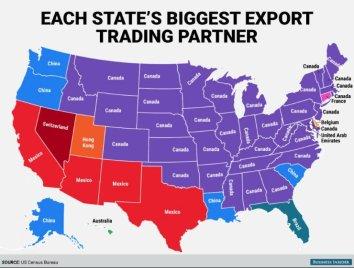 tariff - Canada -35 states