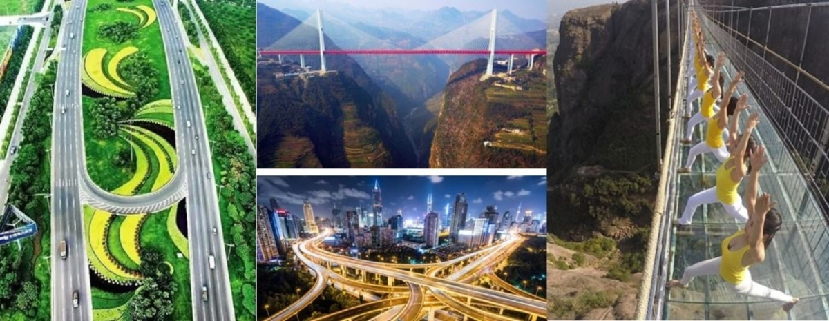 Amazing Highways and Bridges in China (Slideshow)