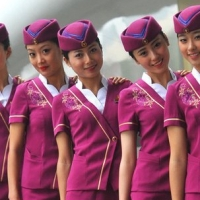 China's Bullet Train Attendants Are ... Hot!