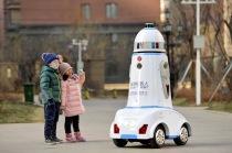 Robot Patrol