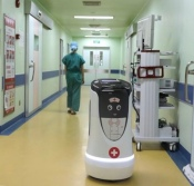 Robot in Hospital