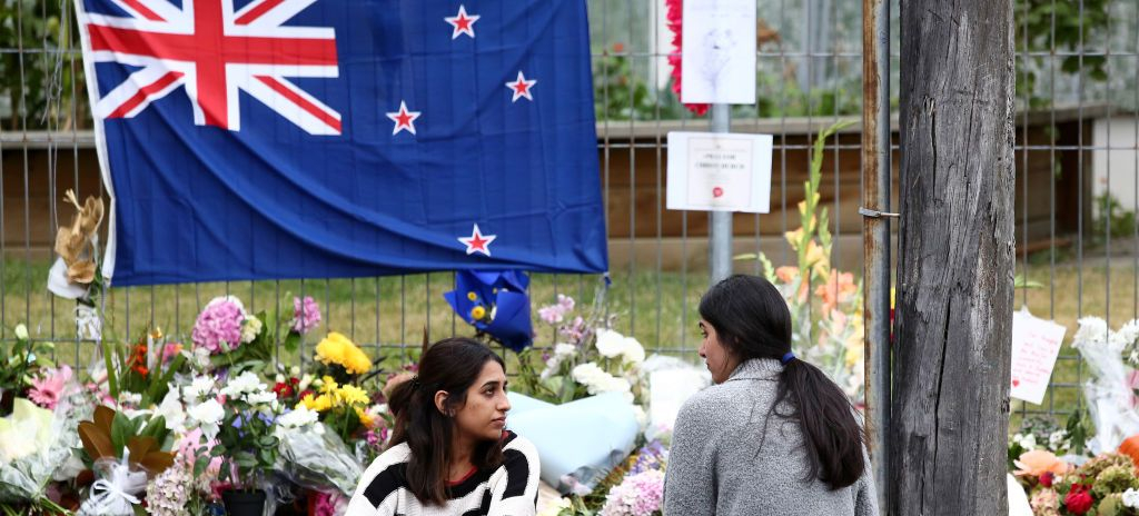 New Zealand Mosque Shooting Photo: New Zealand Mosque Shooting