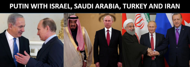 Leaders - Middle East