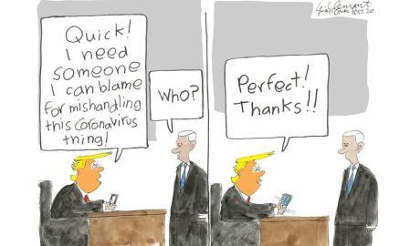 WHO - Trump